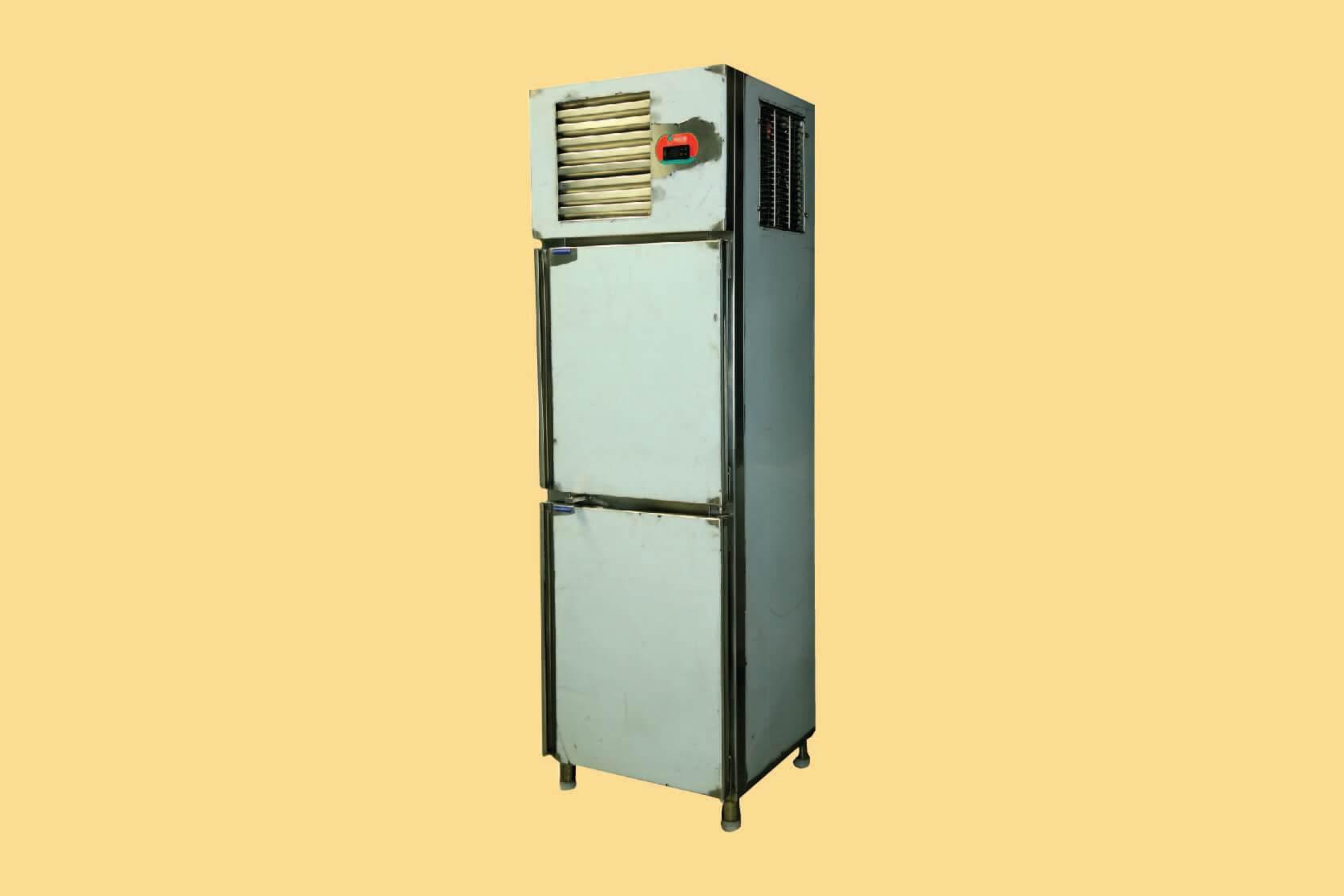 2 Door Vertical Refrigerators
