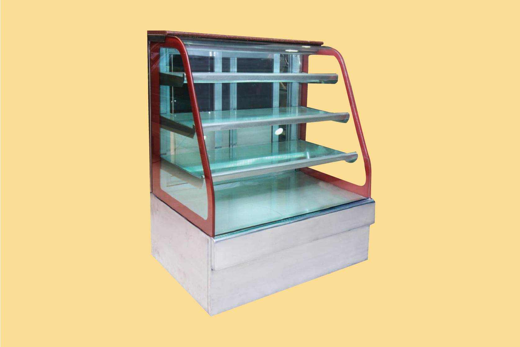 Bend Display Counters