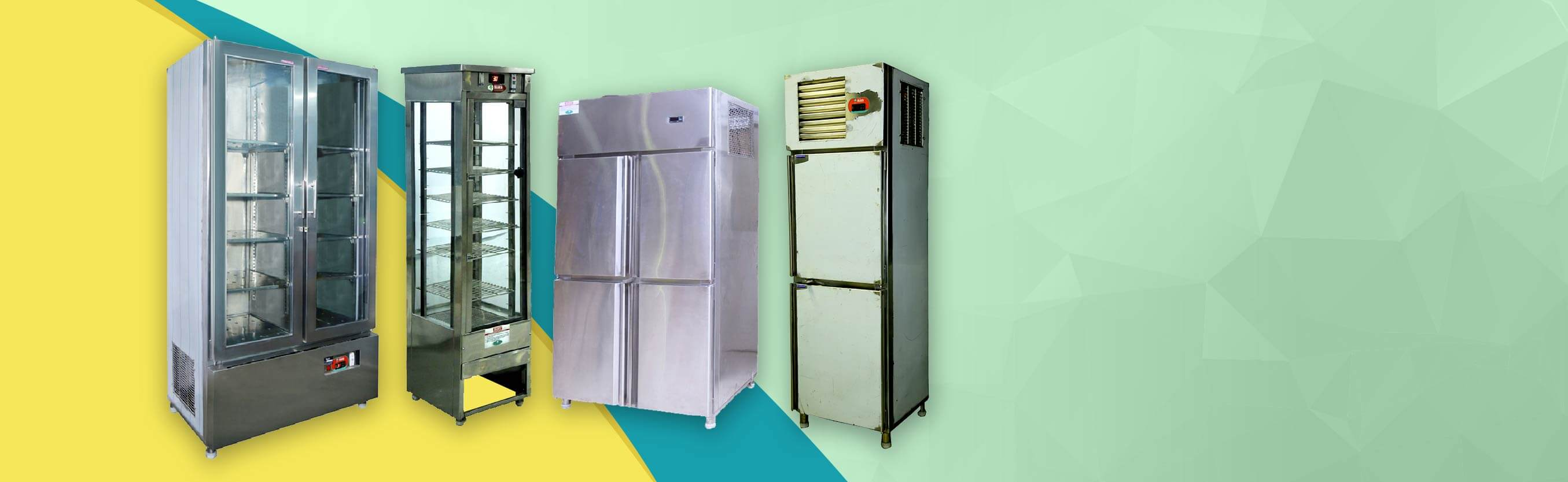 Commercial Kitchen Refrigerators & Chillers